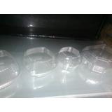 Envase Plasticos Transparente 6ps Manualidades Reciclaje 6ps