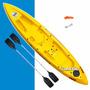 Kayak Triplo Atlantikayaks 1 2 3 Personas Niños + Accesorios