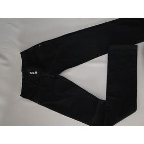 Calça Jeans 3 Botoes Brilho Sawary Tam 38! Nova