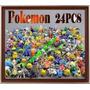 Set 24 Piezas Pokemon Go