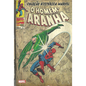 Colecao Historica Marvel Homem-aranha 5 Bonellihq Cx435 F17
