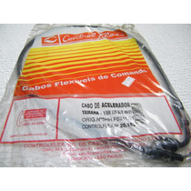 Cabo De Acelerador Ybr 125 00/01 Controlflex