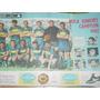 Boca Juniors Campeon 1962 Lamina Poster Original Futbol