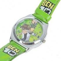 Reloj De Ben 10: Malla De Ecocuero Lanus