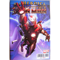 Marvel Comic Era Heroica The Invincible Iron Man #15. Rgl