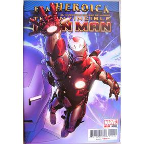 Marvel Comic Era Heroica The Invincible Iron Man #15. Rgl