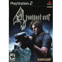 Resident Evil4 Patch Play2