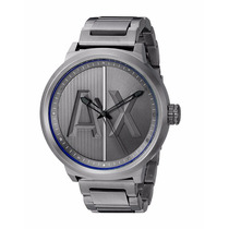 Relógio Armani Exchange Ax1362 Grafite Original Em Até 12x.