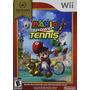 Videojuego Wii Mario Power Tennis Nintendo Selects