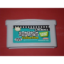 * Longaniza Games * Gameboy Advance Video Cartoon Network