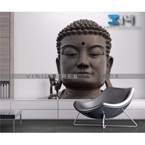 vinilos decorativos orientales buda sticker yoga