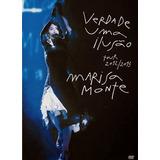 Dvd Marisa Monte Verdade Uma Ilusão Tour 2012/2013 Novo