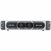 Amplificador De Potência Ll Pro 1600 400w Rms