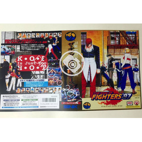 Encarte The King Of Fighters