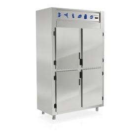 Geladeira Comercial 4 Portas Grep-4p - Revestimento Externo