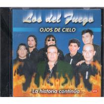 Los Del Fuego - Ojos De Cielo - Los Chiquibum
