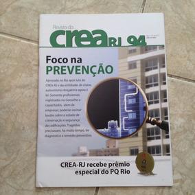 Revista Crea Rj 94 Ago/set 2013 Foco Na Prevenção - Pq Rio