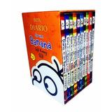 Box Diário De Um Banana - 10 Volumes - Lacrado E Poster
