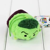 Genial Tsum Tsum Mini Peluche De Hulk El Hombre Increible