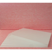 10 Chapas (xps) Depron Branco 5mm- Placa Pluma- 100x68,5cm