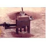 Maquina Cinva Ram Para Fabricar Adobes De Tierra-cemento