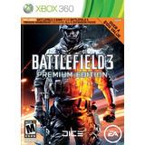 Battlefield 3 Premium Edition -xbox 360 Envío Gratis