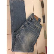 Pantalon Hollister 32x32 100% Original