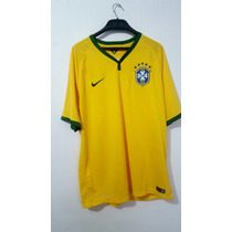 Playera Camiseta Brasil 2014