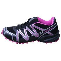 Zapatillas Deportivas Running Gym Trekking Hombre Mujer