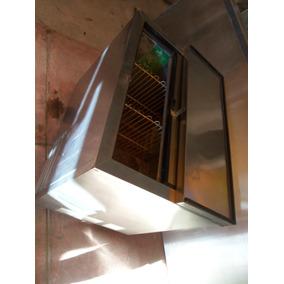 Refrigerador De Acero Inoxidable