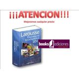 Diccionario Enciclopedico Larousse 2012 + Cd