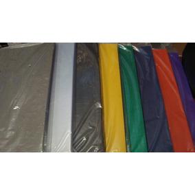 Folder De Costilla Tamaño Carta Varios Colores 100 Piezas