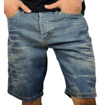 Bermuda Jean Modelo 16854 Lang Hombre Mistral V17
