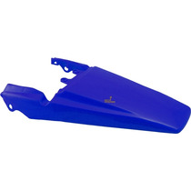 Paralama Traseiro Xr-250 Tornado Ano 2001/02 Azul Paramotos