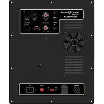 Potencia Amplificador In Box Áudio Leader Al Sub 1600 1600w