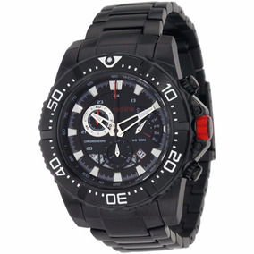 Reloj Red Line 90008-11-bb Acero Cronometro Caballero