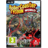Rollercoaster Tycoon World (pc) Español