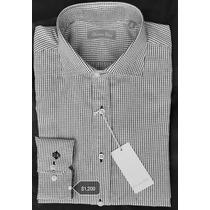 Camisa Hombre Vestir Christian Dior Premium Boutique