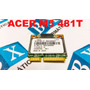 Mini Pci Wireless Bluetooth Acer M5 481t Ar5b22