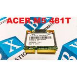 Mini Pci Wireless Bluetooth Acer M5 481t Ar5b22