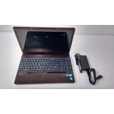 Notebook Sony Vaio 15.6 Core I3 2.13ghz 4gb Ram 1tb Win7