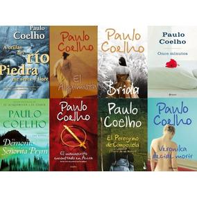 Pack Paulo Cohelo 12 Libros Pdf Digital