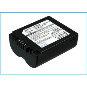 Bateria Pila Lumix Panasonc Fz18 Fz30 Fz35 Fz28 Cga-s006 Cgr