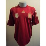 Camisa Espanha adidas Oficial 30% Off