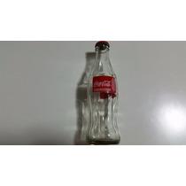 Garrafa De Coca-cola De 237ml Vazia Raridade Para Coleção