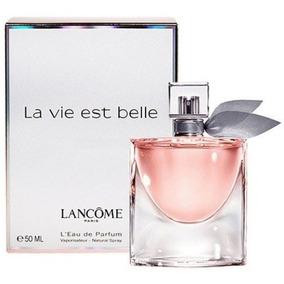 Perfume La Vie Est Belle Edp 50ml 100% Original+2 Amostras.