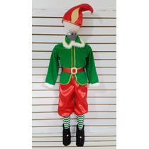 Disfraz Duende Niño Disfraces Duendes Navidad Pastorelas