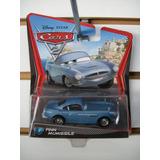 Finn Mcmissile Cars 2 Mattel