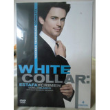 White Collar Cuello Blanco Temporada 3 Tres Serie Tv Dvd