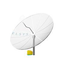 Antena Parabólica Banda C 2,30 M Elsys